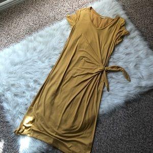 Bohme tie dress